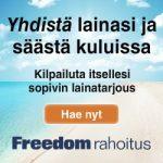 Freedom Rahoitus