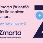 Zmarta – Monta lainatarjousta pankkilinjastolta